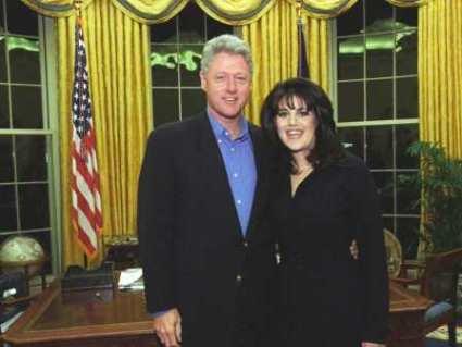 Моніка Левінські зізналася, як заманила в ліжко Клінтона