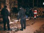 У Києві бомж поранив ногу через вибух (фото)