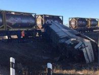 Страшна аварія: після зіткнення з поїздом пасажирів рейсового автобуса вирізали