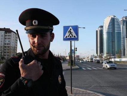 У Чечні дівчина-смертниця влаштувала вибух (відео)