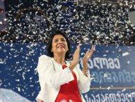 Грузією керуватиме жінка: перемогу на виборах президента здобула Саломе Зурабішвілі