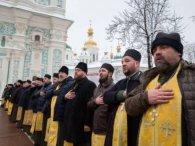 За Єдину помісну православну українську церкву молились військові капелани з Волині (фото, відео)