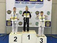 Маленькі борці з Волині тріумфально виступили на Чемпіонаті України