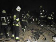У Херсоні зірвався будинок: є постраждалі