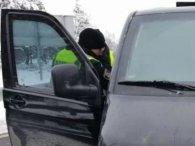 Щаслива випадковість: у столиці поліцейські неочікувано упіймали банду викрадачів людей (ВІДЕО)