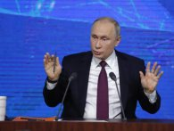 Відомий росіянин висміяв Путіна у вірші (відео)