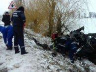 На Миколаївщині в ДТП загинуло троє дітей (відео)