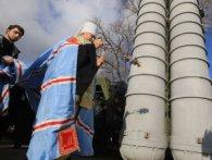 Священики УПЦ МП в Криму і досі освячують зброю окупанта