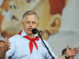 «Повстання живих мерців»: комуніст Симоненко заявив про участь у президентських перегонах