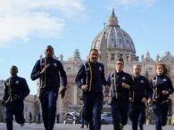 На Олімпійських іграх будуть змагатися священники з Ватикану