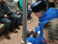 «Побачив – мочи»: в Мінську побили «проросійського казачка» (відео +18)