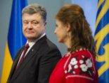 Через першу леді Порошенко «встає і лягає» з думками про інклюзивну освіту (відео)