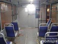 У Дніпрі пасажир атакував водія тролейбуса (фото)