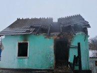 Смерть від вогню: на Рівненщині загинув чоловік