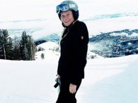 Голівудська актриса на лижах переламала ребра лікареві