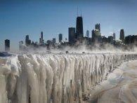 Американці показали незвичайний ефект від морозу (відео)