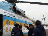 Зниклих чоловіків розшукують гелікоптером (фото)