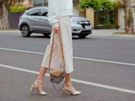 Короткі ноги видовжать укорочені брюки – зоряний стиліст