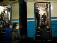 «НП» в електричці під Києвом: охоронець розстріляв хуліганів
