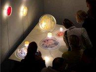 Створили світильники із бактерій (фото)