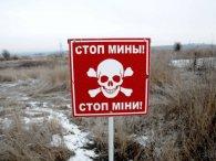Моторошне досягнення: Донбас – найбільш замінований регіон у світі