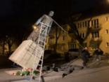 У Польщі повалили пам'ятник священику-педофілу (фото)