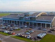 Евакуйовують аеропорт в Києві