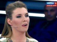 Хоч не «Муму»: російська пропагандистка зганьбилася в прямому ефірі (відео)