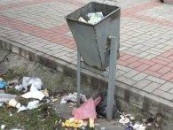 За сміття на вулиці українців хочуть штрафувати по-новому