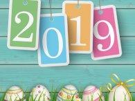 Великдень-2019: вихідні та погода