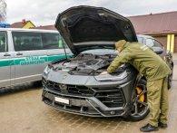 В Україну не пропустили 10-мільйонний Lamborghini Urus, що перебуває в розшуку (фото)