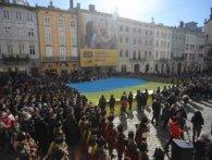 Учора виповнилося 154 роки з дня першого публічного виконання Гімну України
