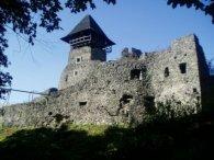 Буревій звалив вежу в унікальному замку (фото)