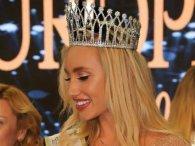 Українка перемогла на конкурсі «Міс Європа» (фото)