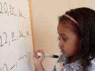 Наймолодшим генієм стала 4-річна дівчинка