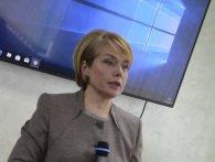 Лілія Гриневич у Луцьку розповіла про модернізацію професійно-технічної освіти