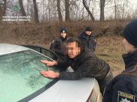 Шахраїв, які грабували пенсіонерів, затримано по гарячих слідах (фото)