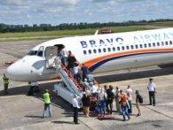 Незабаром аеропорт «Рівне» відновить польоти до Єгипту