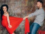 Багатодітний батько: Сергій Бабкін учетверте стане татусем (фото)