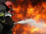 На Волині в пожежі загинула людина