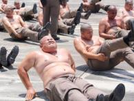 Розповнілих копів відправляють у «табори для схуднення» (фото)