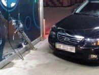 У Рівному здійснили дві «п'яних» аварії (фото)