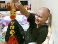 Підліток із Волині бореться із раком