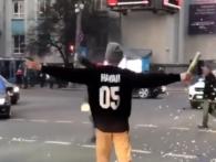 У Рівному зняли на відео наймилішого порушника ПДР