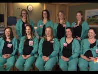 У США «синхронно» завагітніли дев'ять медсестер з одного відділення (фото)