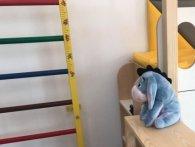 У рівненській лікарні облаштували кімнату позитиву (відео)
