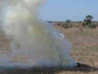 Під Черніговом на полігоні стався вибух