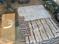 На Закарпатті на наркобазі знайшли героїн на 10 мільйонів євро (фото, відео)