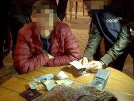 Поліція викрила «договорняковий» матч (фото)