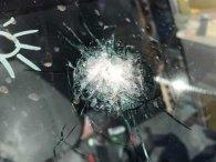 «Один з осколків пробив діру біля бензобаку, другий – біля мотору»: відома волонтер врятувалася від снаряду (фото)